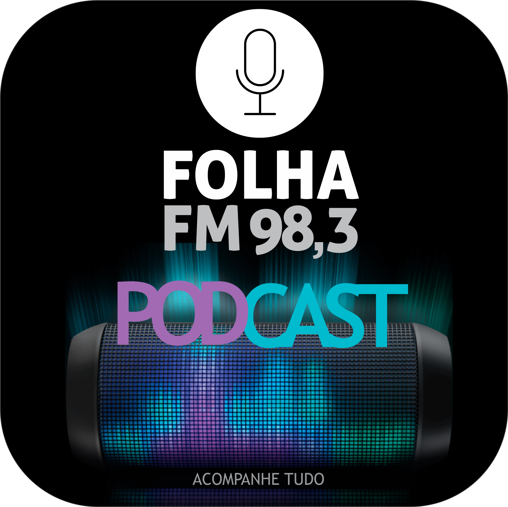 Folha no Ar  2 –  Entrevista Júlia Ferreira ex The Voice Kids.