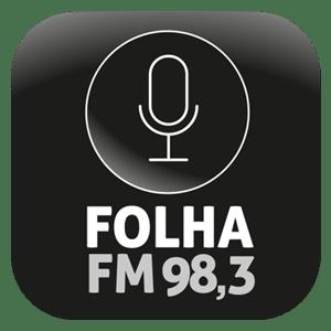 Logo Folha FM